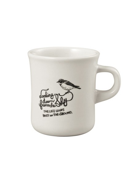 Kinto Slow Coffee Style Mug Bird 250 ml
