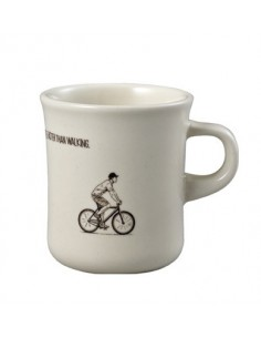 Kinto Slow Coffee Style Mug Bicycle 250 ml