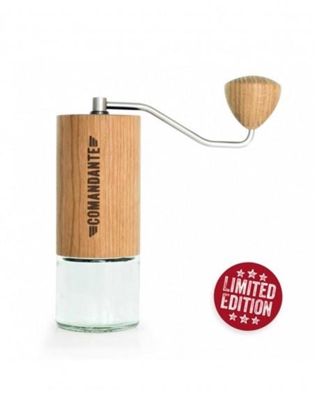 كوماندانتي - طاحنة القهوة اليدوية