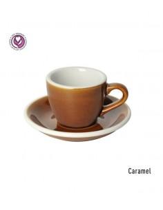 Loveramics Espresso Cup & Saucer 80 ml