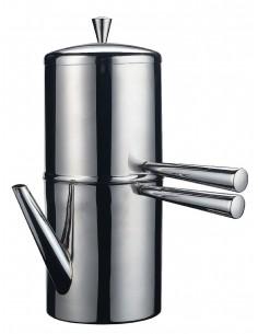 صانعة القهوة بالتقطير نابوليتانا بفوهة سكب وبسعة 1-2 كوب من إلسا