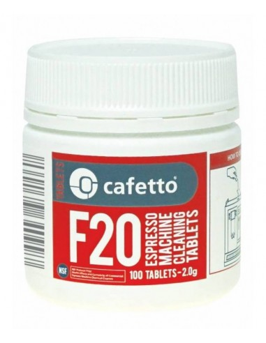 Cafetto F20 Cleaning Tablets