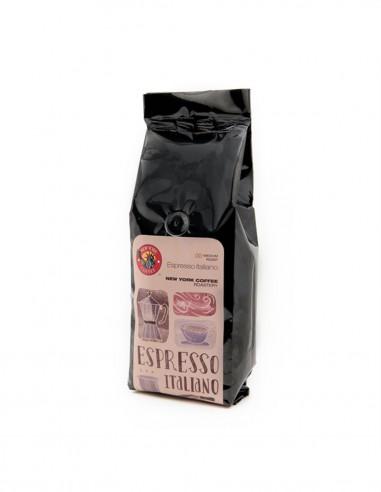 نيويورك كوفي إسبريسو إيطاليانو - حبوب قهوة كاملة