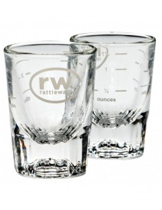 Rattleware 2 Oz Shot Glass