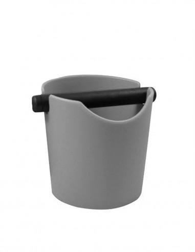 راينو ويرز - سلة منزلية لتفريغ البن المُستخدم باللون الأسود